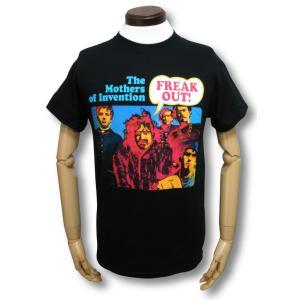 FRANK ZAPPA/フランク・ザッパ/フリークアウト/FREAK OUT!/ロックTシャツ/バンドTシャツ alternativeclothing