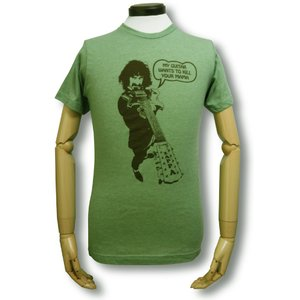 FRANK ZAPPA/フランク・ザッパ/MY GUITAR WANTS TO KILL YOUR MAMA/ロックTシャツ/バンドTシャツ|alternativeclothing