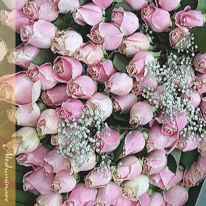 憧れバラの花束を、リーズナブルなお値段で クイックお届け!【あすつく_関東】【あすつく_信越】【あす...
