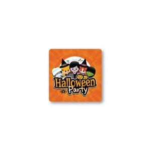 ハロウィン シール 350枚入り サイズ37×37mm halloween10401|alucia
