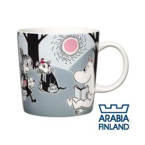ARABIA アラビア Moomin ムーミン マグ アドベンチャームーブ 300ml Moomin Adventure Move マグカップ alude
