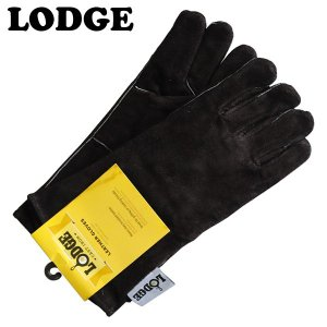 LODGE レザーグローブ LEATHER GLOVES A5-2|alude