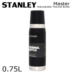 STANLEY スタンレー マスター 真空ボトル マットブラック 0.75L 25oz alude