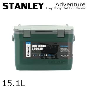 STANLEY スタンレー アドベンチャー クーラーボックス グリーン 15.1L 16QT 『送料無料(一部地域除く)』 alude