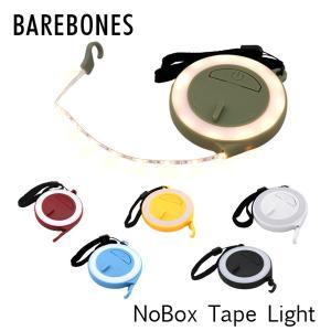 Barebones Living ベアボーンズ リビング NoBox Tape Light ノーボックス テープライト LED alude