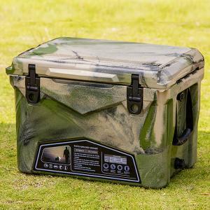 『代引不可』アイスランド クーラーボックス 35QT(33.1L) アーミーカモ / Army Camo アウトドア ハードクーラーボックス キャンプ BBQ『日時指定不可』|alude