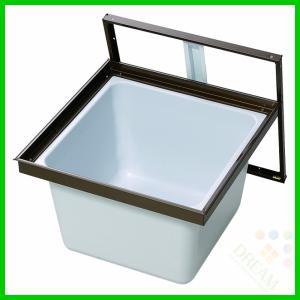 一般床下収納庫450型・樹脂コーナーパーツ仕様 浅型 4501bdj 4501sdj alumidiyshop