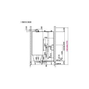 システムバスルーム スパージュ PXタイプ 1216(1200mm×1600mm)サイズ 全面張り 戸建1階用ユニットバス リクシル LIXIL 高級 浴槽 浴室 お風呂 リフォーム|alumidiyshop|12
