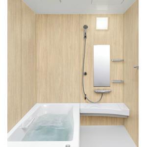 システムバスルーム スパージュ BXタイプ 1616(1600mm×1600mm)サイズ 全面張り 戸建1階用ユニットバス リクシル LIXIL 高級 浴槽 浴室 お風呂 リフォーム alumidiyshop