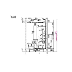 システムバスルーム アライズ Zタイプ 1616(1坪)サイズ アクセント張りB面 LIXIL リクシル 戸建用 住宅 ユニットバス 浴槽 浴室 お風呂 リフォーム|alumidiyshop|11