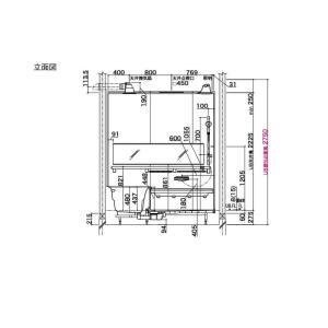 システムバスルーム アライズ Kタイプ 1620(1.25坪)サイズ アクセント張りB面 LIXIL リクシル 戸建用 住宅 ユニットバス 浴槽 浴室 お風呂 リフォーム|alumidiyshop|12