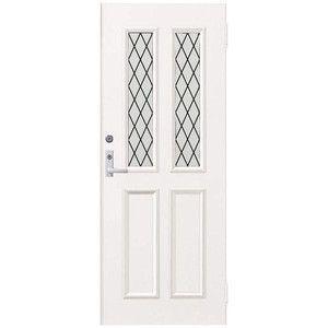 取替用玄関ドア デュガードII DH2000用 ドアセットD-2012W-KAG-R(L) YKKap アルミサッシ|alumidiyshop