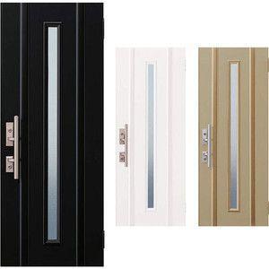 取替用玄関ドア デュガードII DH2000用 ドアセットD-2021□-KAG-R(L) YKKap アルミサッシ|alumidiyshop