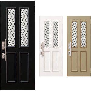 取替用玄関ドア デュガードII DH2000用 ドアセットD-2022□-KAG-R(L) YKKap アルミサッシ|alumidiyshop