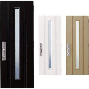 取替用玄関ドア デュガードII DH2250用 ドアセットD-2031□-KAG-R(L) YKKap アルミサッシ|alumidiyshop