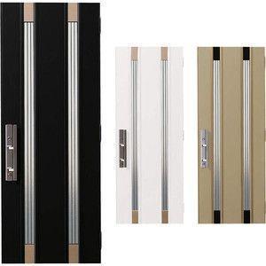取替用玄関ドア デュガードII DH2250用 ドアセットD-2032□-KAG-R(L) YKKap アルミサッシ|alumidiyshop