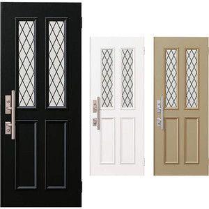 取替用玄関ドア デュガードノーバ用 ドアセットD-2042□-KAG-R(L) YKKap アルミサッシ|alumidiyshop