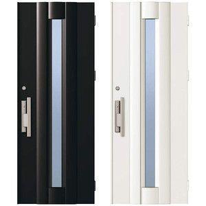 取替用玄関ドア デュガードデュオ DH2250用 ドアセットD-2051-KAG-R(L) YKKap アルミサッシ|alumidiyshop