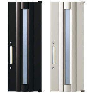 取替用玄関ドア デュガードデュオII DH2310用 ドアセットD-2071-KAG-R(L) YKKap アルミサッシ|alumidiyshop