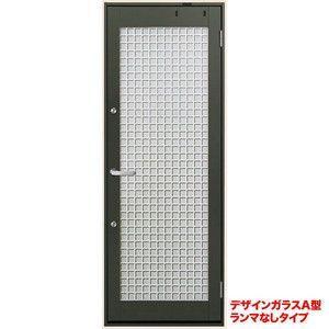 勝手口ドア ガラスタイプ 06020 W640*H2030 LIXIL/リクシル デュオPG アルミサッシ|alumidiyshop