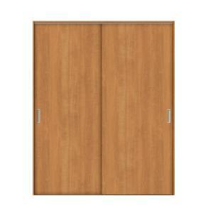 建具 室内引戸 TA Vレール方式 ノンケーシング枠 引違い戸 2枚建/EAA(パネルタイプ) 1620 リクシル トステム ドア 交換 リフォーム DIY alumidiyshop