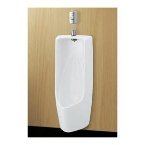 小便器 トラップ付大型壁掛ストール小便器(壁排水) U-406RU 一般地用 LIXIL/INAX|alumidiyshop