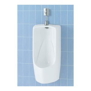 小便器 トラップ付大型壁掛ストール小便器(壁排水) U-411R 一般地用 LIXIL/INAX|alumidiyshop