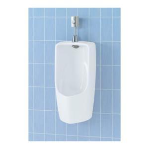 小便器 トラップ付小型壁掛ストール小便器(壁排水) U-431R 一般地用 LIXIL/INAX|alumidiyshop