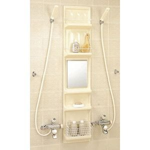 INAX アクセサリー 浴室収納棚 YR-316G|alumidiyshop