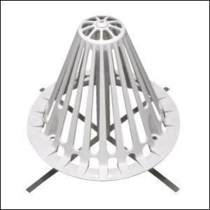 屋上用 DSR-22PS (強化バネ仕様)|aluteck-netshop