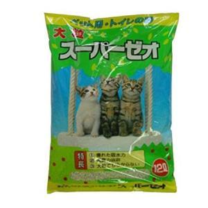 スーパーゼオ 12L 常陸化工 (分類:猫砂)|am-netshop
