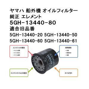 5GH-13440-61/20/50/60 ヤマハ 船外機 オイル フィルター エレメント 4サイクル 4ストローク ヤマハ 純正部品