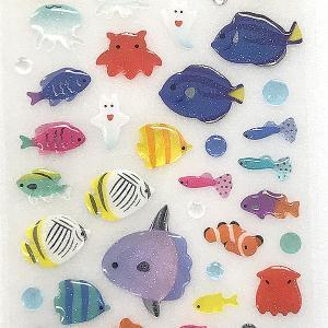 ACTIVE CORPORATION/アクティブコーポレーション ドロップシール  お魚|amac-store