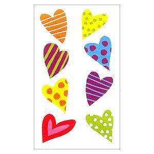 MRS.GROSSMAN'S/ミセスグロスマン Chubby Hearts ビビッドハート|amac-store