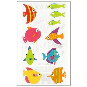 MRS.GROSSMAN'S/ミセスグロスマン Chubby Fish かわいい魚|amac-store