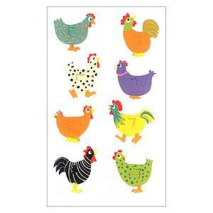 MRS.GROSSMAN'S/ミセスグロスマン Chubby Chickens カラフルにわとり|amac-store