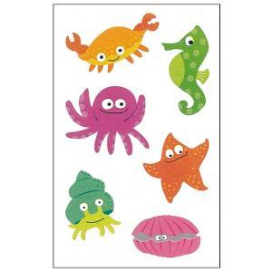 MRS.GROSSMAN'S/ミセスグロスマン Chubby Sea Life かわいい海の生き物|amac-store