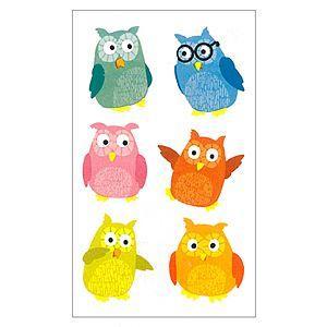 MRS.GROSSMAN'S/ミセスグロスマン Chubby Owls ぽっちゃりフクロウ|amac-store