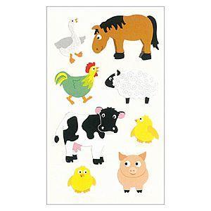MRS.GROSSMAN'S/ミセスグロスマン Chubby Farm Animals 牧場の仲間たち|amac-store