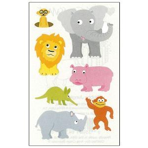 MRS.GROSSMAN'S/ミセスグロスマン Chubby Jungle Animals かわいい動物|amac-store