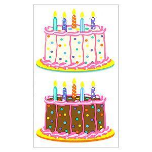 MRS.GROSSMAN'S/ミセスグロスマン Birthday Cake ハッピーバースデイ|amac-store