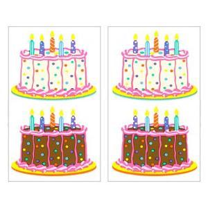MRS.GROSSMAN'S/ミセスグロスマン Birthday Cake ハッピーバースデイ|amac-store|02