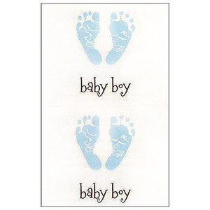 MRS.GROSSMAN'S/ミセスグロスマン  Footprints, Baby boy|amac-store
