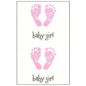 MRS.GROSSMAN'S/ミセスグロスマン  Footprints, Baby girl|amac-store