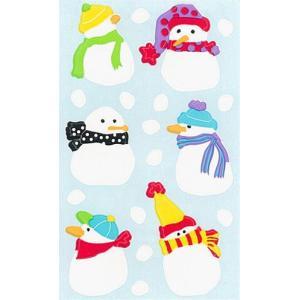 MRS.GROSSMAN'S/ミセスグロスマン Tiny Snomen 小さな雪だるま|amac-store