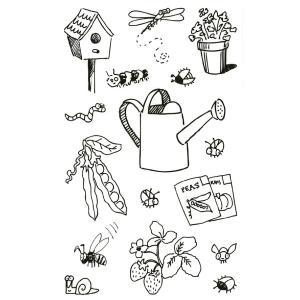 MRS.GROSSMAN'S/ミセスグロスマン Pen & Ink Gardening|amac-store