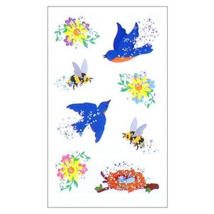MRS.GROSSMAN'S/ミセスグロスマン Birds and Bees 青い鳥|amac-store