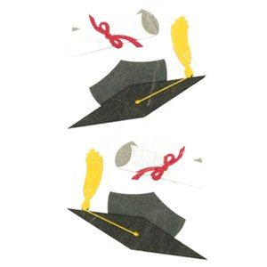 MRS.GROSSMAN'S/ミセスグロスマン Papier Hat & Diploma 卒業|amac-store
