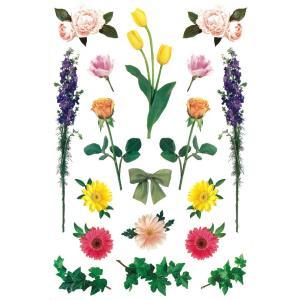 MRS.GROSSMAN'S/ミセスグロスマン(大判)「Photoessence Spring Flowers /春の花 写真テースト」|amac-store