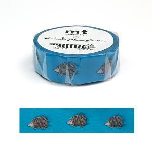 「mt x Lisa Larson」マスキングテープ(15mm x 10m : 1 ロール)カモ井加工紙製 amac-store